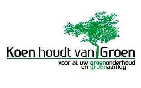 logo koen houdt van groen